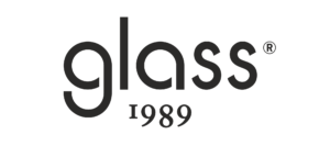 logo vectorial glass
