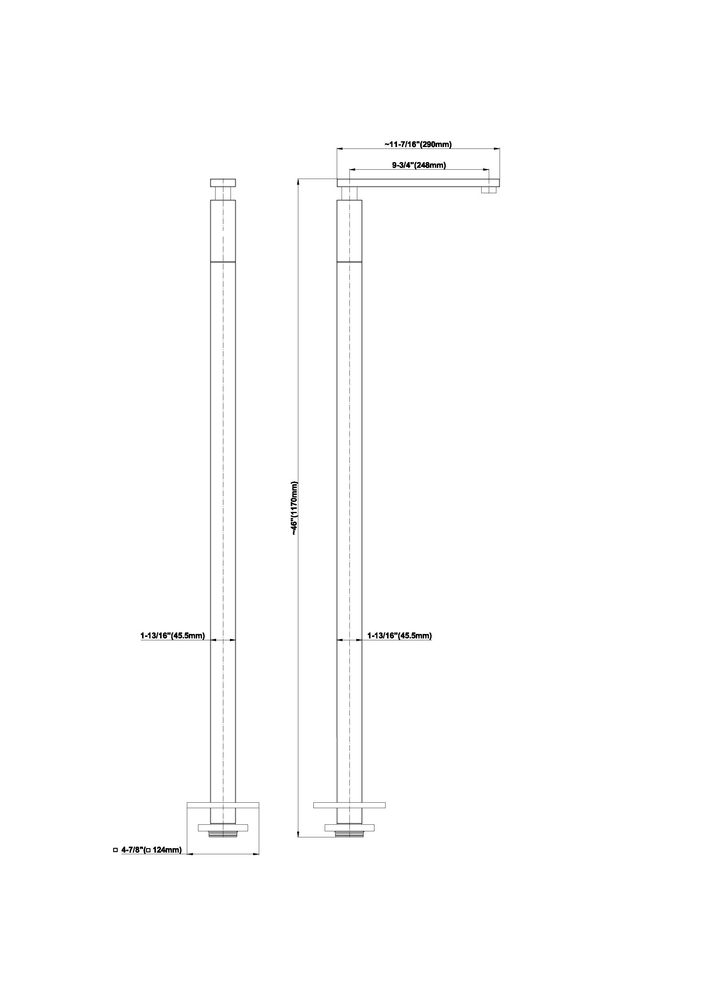 Robinet de lavoar Graff Solar 2119000 Fisa tehnica