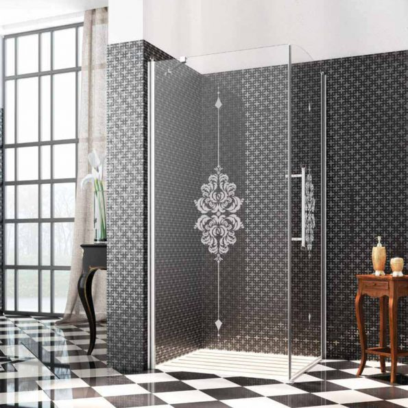 Cabina de duș HERITAGE HW+HL