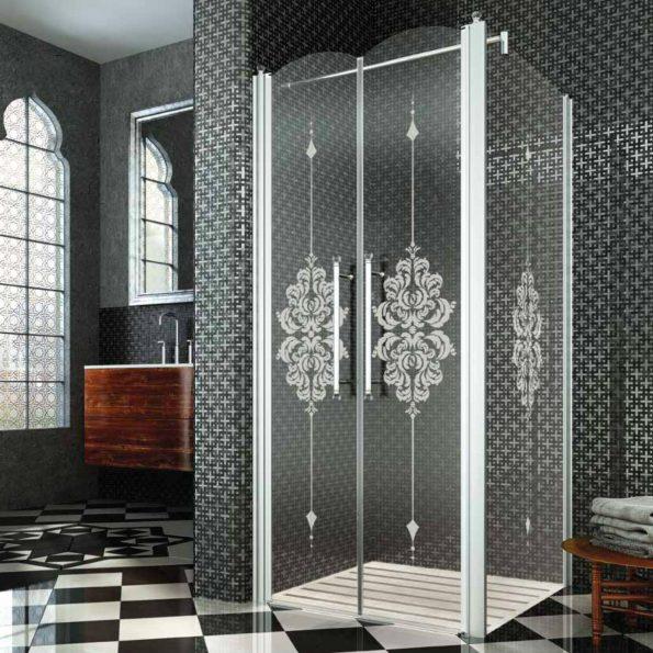 Cabină de duș HG+HT Heritage Glass