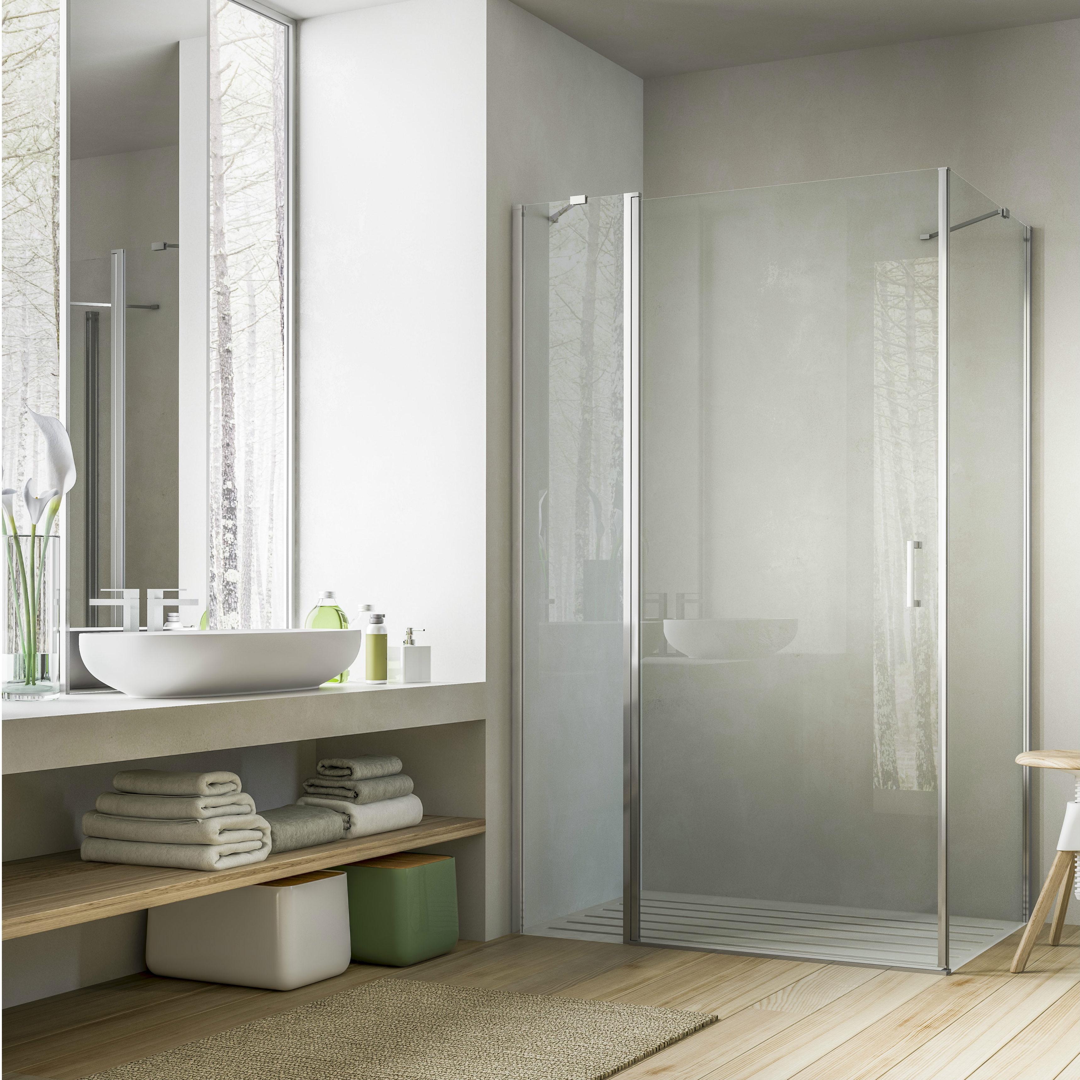 cabină de duș cu ușă pivotantă Soho MDML Glass