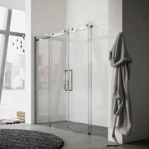 Ușă glisantă pentru duș Mida Gt Glass