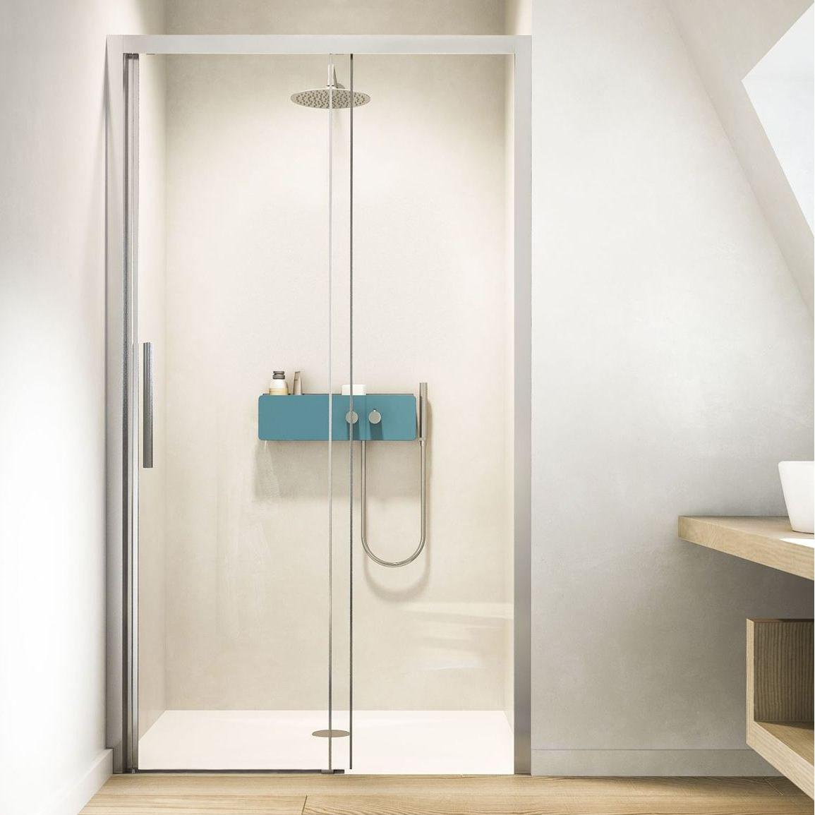Ușă glisantă pentru duș Glass Libera LO