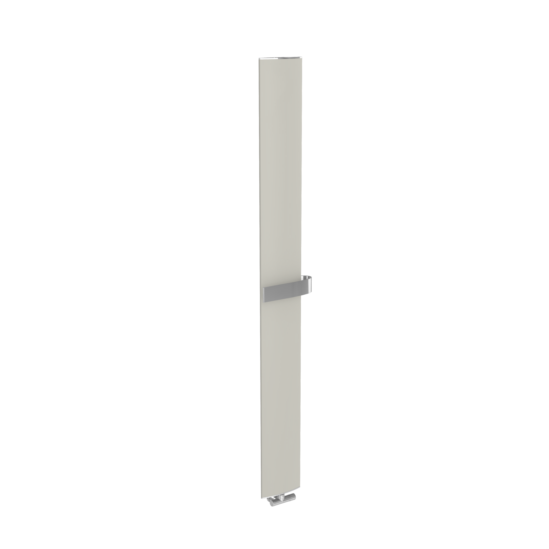 radiator modern Ridea Othello Mono Slim alb