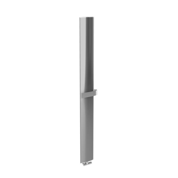 radiator modern Ridea Othello Mono Slim gri