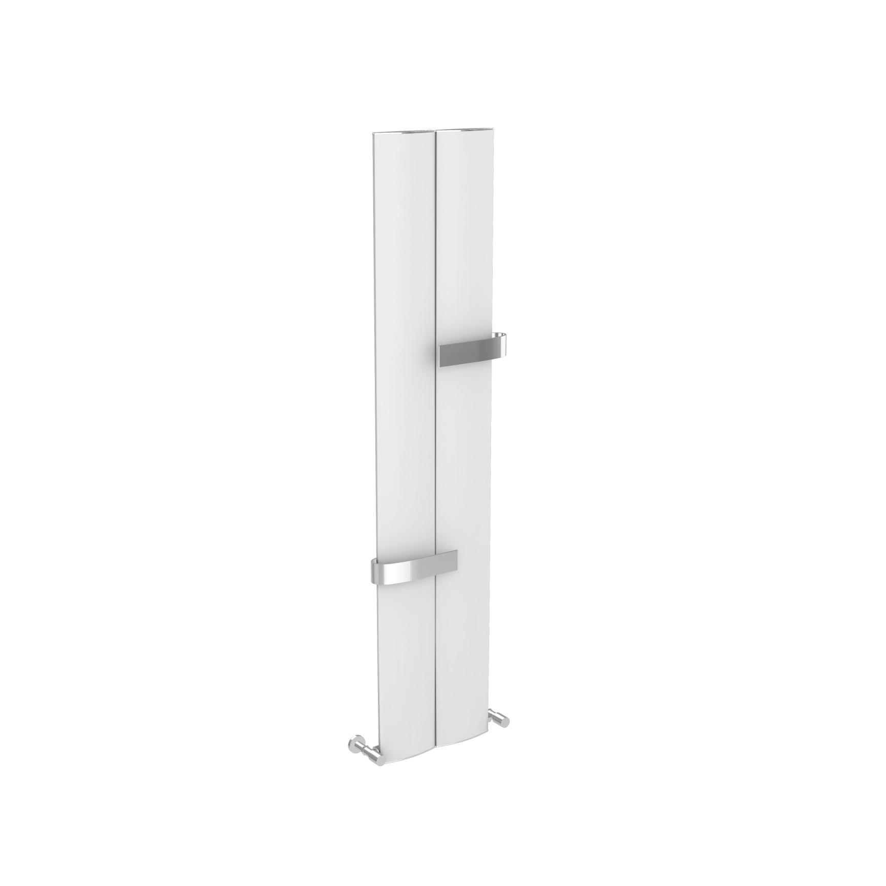 radiator elegant Ridea Othello twin slim alb