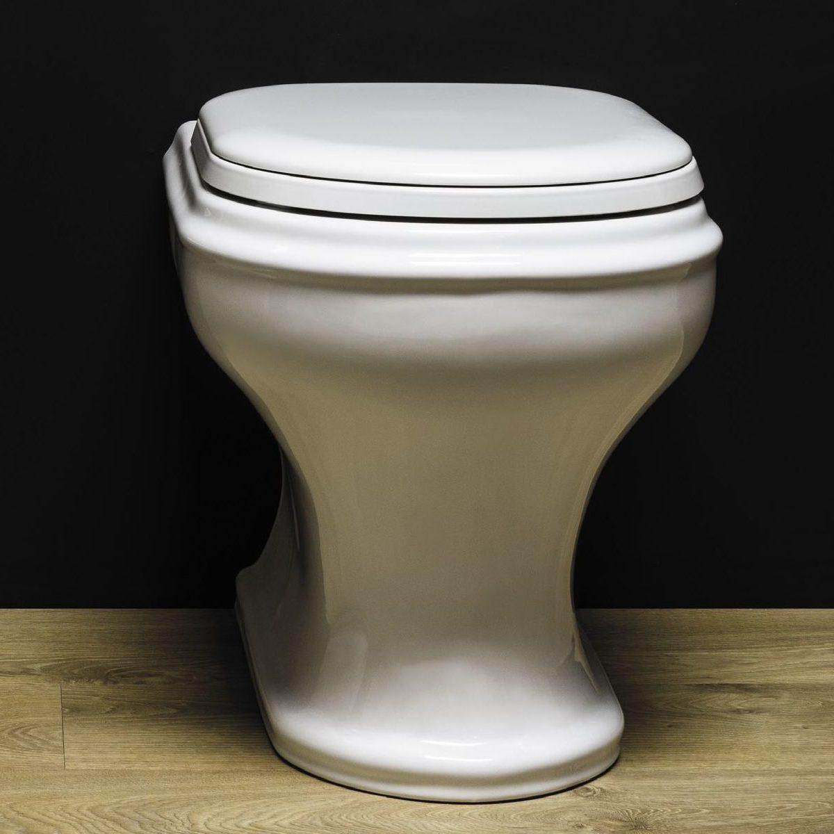 Vas WC modern lipit de perete Azzurra Charme