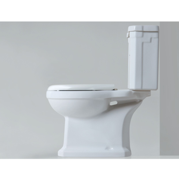 vas WC monobloc clasic victorian style azzurra
